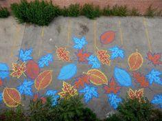 Уличный арт, как неординарное восприятие мира
