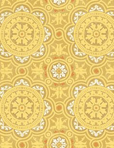 Patterned wallpaper, Albemarle Piccadilly by Cole & Son