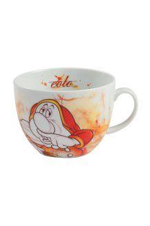 Chávena capuccinno porcelana Sete anões -  7 cm
