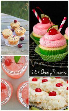 25+ delicious cherry recipes | NoBiggie.net