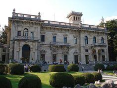 Italy, Villa Erba - Cernobbio by soluan, via Flickr