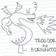 Trogdor the Burninator - Strong Bad
