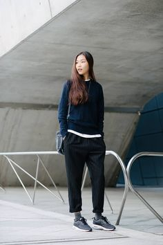 seoul fashion week // @iamalexfinch    @printedlove