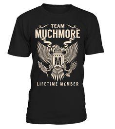 Team MUCHMORE - Lifetime Member