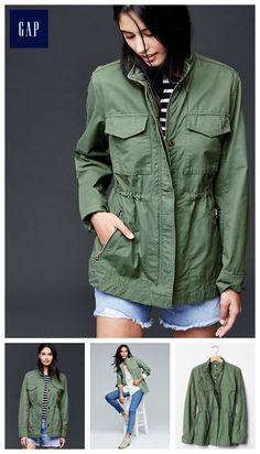 Utility jacket