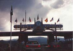 Entrance to Royal Gorge Bridge