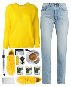 """""""#1017 Christelle"""" by blueberrylexie ❤ liked on Polyvore featuring Ports 1961, Roseanna, Yves Saint Laurent, Maison La Bougie, Christian Dior, Native Union, NARS Cosmetics, Bobbi Brown Cosmetics and Botkier"""