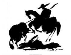 Pablo Picasso Bullfight