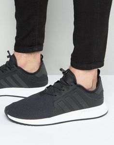 eaf6f573151f9f adidas Originals X PLR Trainers In Black BB1100