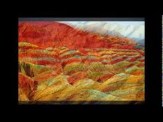 China Danxia Landform...Paint palate of God! We book travel! http://www.getawaycruiseplanner.com/