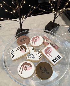 Lip Kit by Kylie cookies