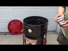 How to Build an Ugly Drum Smoker, also known as a UDS - YouTube