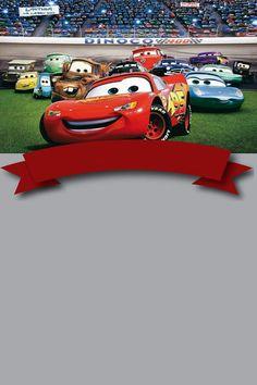 Cars Birthday Invitation Cars Invitation Cars Invite Free Thank you Card…