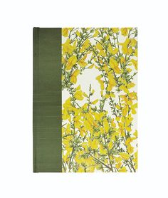 """#Gardener use this gorgeous Journal  Notebook """"GINESTRA"""" to track your gardens successes just $25"""