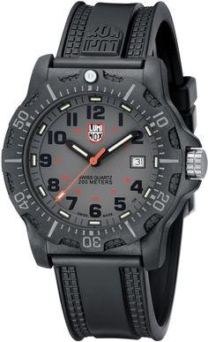 Luminox Watch Land Black OPS 8800 Series
