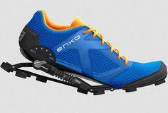 Tenis con muelles que aspiran a revolucionar el running