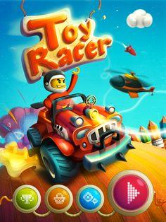 Illustrations for iOS games - summer 2012 by Vasili Tkach, via Behance Game Font, Game Ui, Cartoon Games, Cartoon Styles, Cartoon Kids, I Love Games, Game Logo Design, Splash Screen, Free Android Games