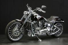 Harley Davidson 2013 CVO BREAK-OUT!!