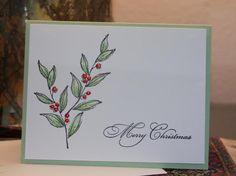 Soft Christmas Greetings