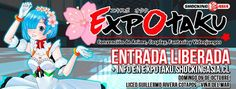Evento: ExpOtaku 2016  Fechas: 9 de Octubre 2016 Lugar:  Gimnasio  Liceo Guillermo Rivera Cotapos Montaña  s/n, 2520000  Viña del Mar...