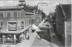 magdeburg historiscche bilder | ... Ansichtskarten - 39218 Schönebeck (Elbe) 02 - Historische Postkarten