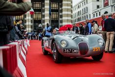 These were the most beautiful moments of the Mille Miglia 2018 | Classic Driver Magazine Beautiful Moments, Most Beautiful, Road Rally, Jaguar, Racing, Magazine, In This Moment, History, Type