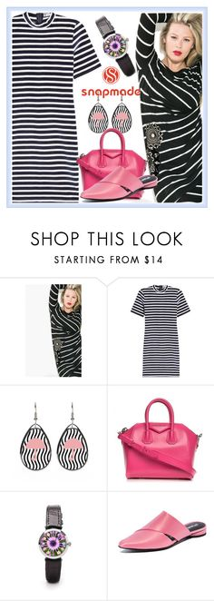 """SNAPMADE 6"" by elza-345 ❤ liked on Polyvore featuring Desigual, T By Alexander Wang, Givenchy and Opening Ceremony"