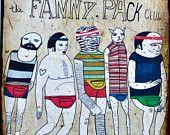 Fanny pack club