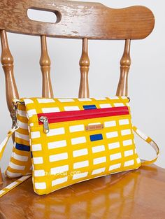 Brande Bag PDF Pattern - ithinksew.com