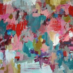 Jenny Vorwaller art... Love the colors