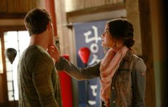 """S4 Ep16 """"Close Encounters"""" - Aria and Jake"""