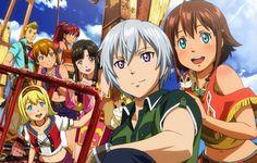 'Gargantia on the Verdurous Planet' OVA Gets First Promo, Images