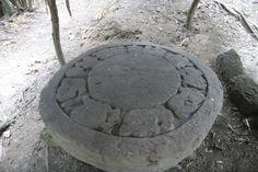 Altar de sacrificios, Petén, Guatemala. Maya archaeology.: