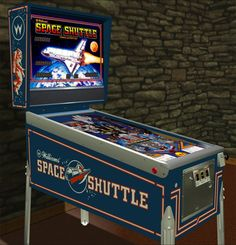 Space Shuttle (I want to buy this! Loved this machine!)