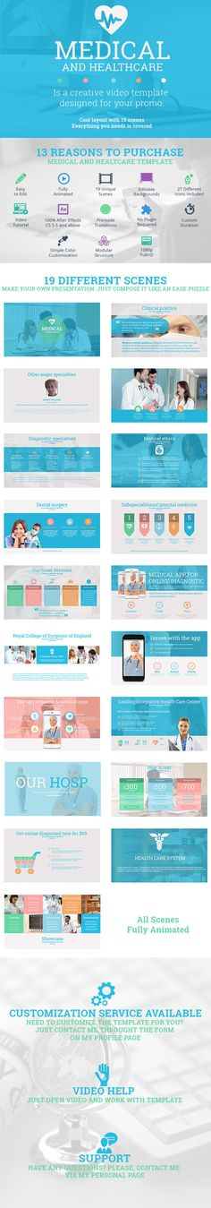 Infographic Ideas living healthy infographics videohive free download after effects templates : Pinterest • The world's catalog of ideas