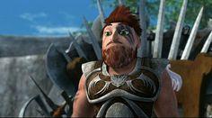 Dagur and the (iron) throne