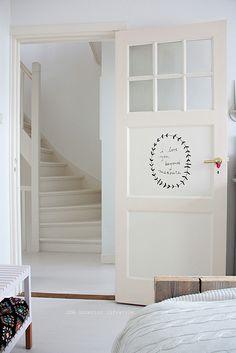Shanna Murray by IDA Interior LifeStyle, via design decor Room Armoire, Panel Moulding, Interior Decorating, Interior Design, Interior Door, Dream Bedroom, Bedroom Bed, Bedroom Decor, White Rooms