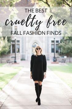 Our favorite Vegan Fashion Finds for Fall! - August 24 2019 at Vegan Fashion, Slow Fashion, Urban Fashion Trends, Fashion Ideas, Ethical Fashion Brands, Vegan Shopping, Vegan Clothing, Fair Trade Fashion, Eco Friendly Fashion