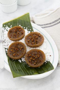 Kutsinta Recipe Recipe adapted from Reynaldo G. Alejandro's Authentic Recipes from the Philippines