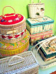 Sewing baskets 2