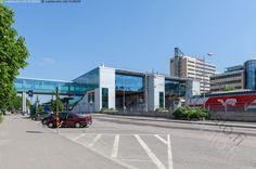 Espoo rautatieasema Finland, Street View