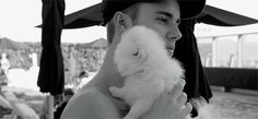 and the cutest is........... Justin!!!!!! sorry boo puppy :(
