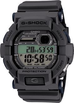 Best G-Shock watch for military: GD350-8