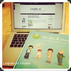 Leuk boek voor bij het thema ik/mijn lichaam! >> Review: Zo zie ik eruit - Lespakket
