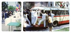 După manifestație, pe bulevard.1 Mai 1967 foto:Robert Janak 1. Mai, Bucharest, Socialism, Street View, Anna, Travel, Memories, Beautiful, Pictures