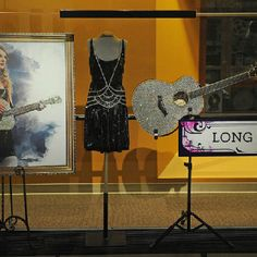 Taylor swift long live speak now tour dress. Black sparkle