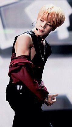 BTS || JIMIN - Those muscles tho like kill me!!!!!
