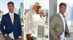 Look what I found on kickstarter Notch Collar Men's dress shirt re-invented great fashion vibes!     Siragusa Apparel introduces The Notch Collar mens dress shirt - a shirt that redefines mens fashion