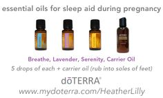 Do you ever have a hard time falling asleep, despite being tired? Use this essential oil recipe for sleep during pregnancy! To purchase doTERRA essential oils, go to: mydoterra.com/oliveyouwhole