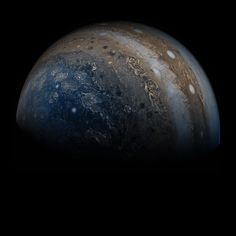 A Stormy, Turbulent World: New Science Results From Juno Reveal 'Whole New Jupiter'